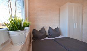 rajskie piaski dąbki sypialnia